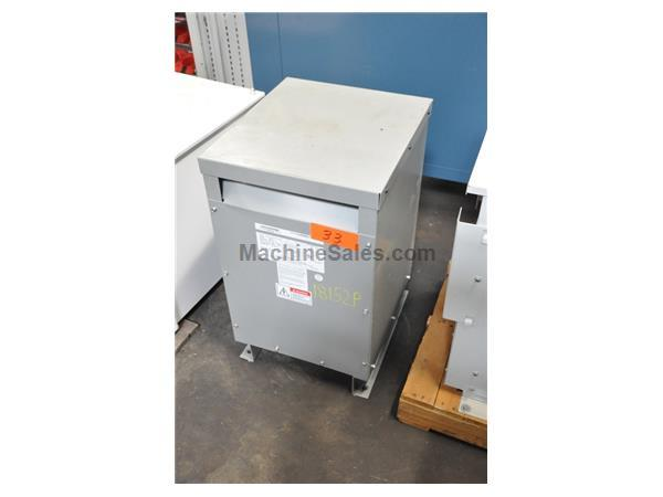 15 KVA POWERTRAN ELECTRIC DRY TYPE TRANSFORMER