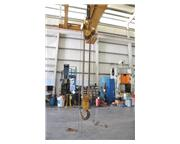 50 TON WRIGHT MANUAL CHAIN HOIST