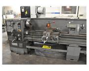 "20"" X 120"" NARDINI GAP BED ENGINE LATHE"