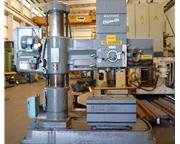 GIDDINGS & LEWIS CHIPMASTER RADIAL ARM DRILL