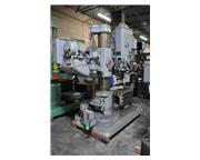 CINCINNATI BICKFORD SUPER SERVICE RADIAL ARM DRILL