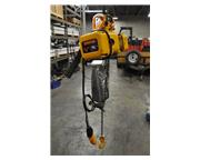 HARRINGTON 1/2 TON ELECTRIC CHAIN HOIST