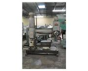 "4' X 13"" IKEDA RADIAL DRILL"