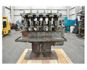 """24"""" ALLEN 6-SPINDLE DRILL"""