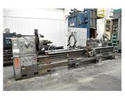 "34"" X 160"" MAZAK GAP BED ENGINE LATHE"