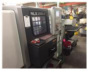 2014 DMG Mori NLX2500/700 CNC Turning Center