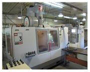 "HAAS VM-3, 40"" X 26"" X 25"", Cat 40, 24 ATC, 12K RPM, 4th Axis Ready, 04'"