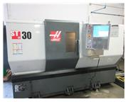 "HAAS ST-30T BIG BORE, 2012, 4"" BAR CAPACITY, 12"" CHUCK, TS, 2-SPE"