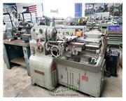 "Monarch # 10EE , 12.5"" swing x 20"" centers, 40-4000 RPM, tailstock, taper attch."