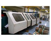 "27.95"" Swing 98.42"" Centers Daewoo Pro-Turn 60/2500 CNC LATHE, Fanuc 0T, 15"""