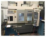 Okuma Ace Center MB-56VB (2007) CNC Vertical Machining Center  12000 RPM
