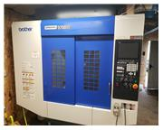 2018 Brother Speedio S700X1 CNC Drill/Tap Center