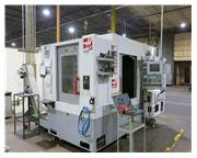 Haas EC-400, 12,000 RPM In-Line Spindle,  Coolant Thru, 40 ATC, 2-Pallets,