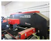 Amada Vipros 255 CNC Turret Punch, Fanuc 18 - P Control, New 2005