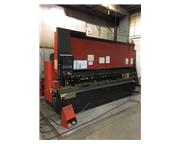 165 Ton Amada CNC Press Brake, NC9-EXII CNC Back Gauge (1988)