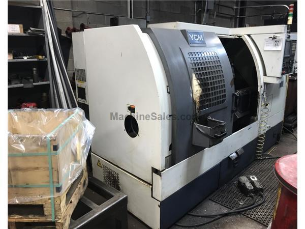 2005 YCM TC-26 CNC Turning Center