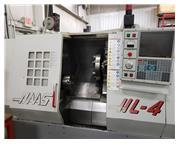 1995 HAAS HL-4 CNC LATHE