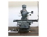 "72"" Table 30HP Spindle Kearney 330 TF 17 VERTICAL MILL, #50 Taper,Twin Screw, 1500 RP"