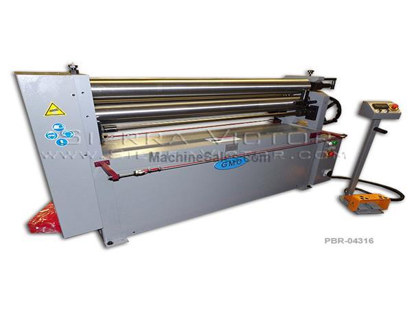 GMC Power Bending Roll PBR-0412E