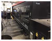 2012 Amada FOM2 4222NT, 6x12, 4000 Watt Co2 Laser