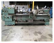 "TOS SN71B GAP BAD ENGINE LATHE, 28"" X 80"", INCH/METRIC THREADING"