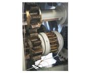 """10' x 1/2"""" Bertsch #9, plate roll, 5CR Relay control panel, air drop end, gear guards"""