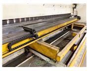 """800 Ton, Ermak , 26'5"""" OA, 24"""" BH, 50 HP, Delem DA-66W, 4-Axis BG, die rail, 200"""