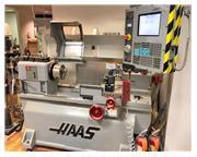 "16"" Swing 30"" Centers Haas TL-1 CNC LATHE, Haas Control, 3-Jaw Chuck,  HandWheel"