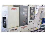 "36"" Swing 20.2"" Centers Mori Seiki NL-1500SY/500 CNC LATHE, Mori MSX-850III w/MA"