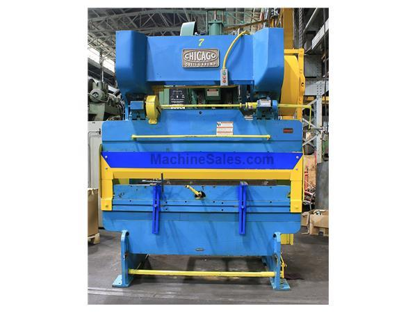 Chicago DREIS  KRUMP PRESS BRAKE