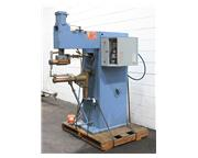 "75 KVA 24"" Throat American AP 75-24 SPOT WELDER, Interlock Ind. Model 108 Control"