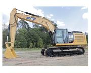 2014 CATERPILLAR 336EL W/PATTERN CHANGER CAB W/ A/C & HEAT - E7175