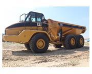 2003 Caterpillar 725 - 6x6 - 25 Ton - Cab w/ A/C & Heat - E7218