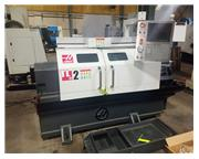 "Haas TL-2 (12/2016) CNC Toolroom Lathe with 4 Station CNC Turret 3"" Sp"