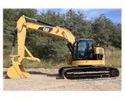 2011 CATERPILLAR 321DLCR W/ ENCLOSED CAB W/ A/C & HEAT - E7106