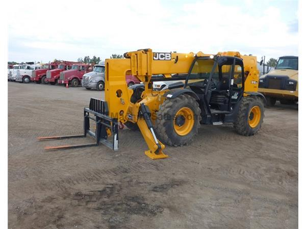 2019 JCB 510-56 10000 LB - 4X4 - Stock Number: R278
