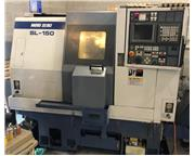 1996 Mori Seiki SL-150S CNC Turning Center w/ Sub Spindle