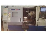 2006 Doosan Puma 240MC CNC Turning Center W/ Live Tool Capability