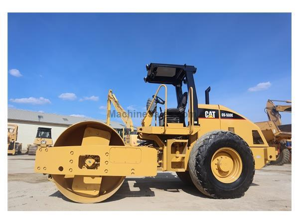 2005 CATERPILLAR CS533E W/ OROPS - E7142