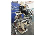 "Chevalier # FM-32HP , 10"" x 50"" table., 3 HP, 30"" long, 16"" cross, 15&"