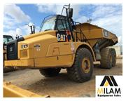 2015 Caterpillar 745C - 6X6 - 45 Ton W/ A/C & Heat - Stock Number: E725
