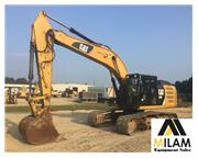 2012 Caterpillar 329EL - Enclosed Cab w/ A/C & Heat - Stock Number: E72