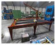 (2009) 5' x 10' PlasmaCAM Samson CNC Plasma Table
