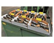 Assorted CAT 50 Taper Tool Holders