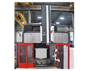 "FERMAT FTL V2600 90"" CNC Vertical Boring Mill with Milling"