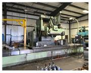 """SNK 5 Axis Profiler, Model FSP-120V with Fanuc 11M CNC Control and Haas 12"""""""
