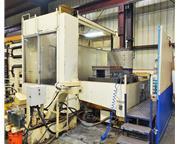 Mitsui Seiki HR6A 4-Axis CNC Horizontal Machining Center
