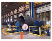 """120"""" x 6.3"""" FACCIN 4 Roll Hydraulic CNC, 2012"""