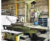Union BFT-110/5 Table Type Horizontal Boring Mill