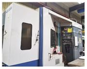 Mori Seiki MH-63 CNC Horizontal Machining Center